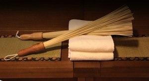 Бамбуковый веник - это связка сухих бамбуковых палочек