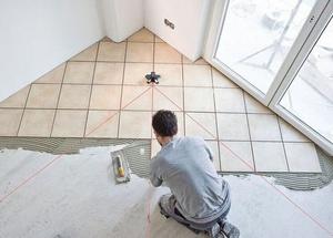 Инструкции для укладки плитки на деревянный пол