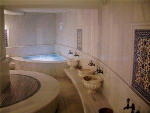 Классическая турецкая баня