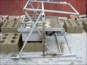 Оборудование для шлакоблоков