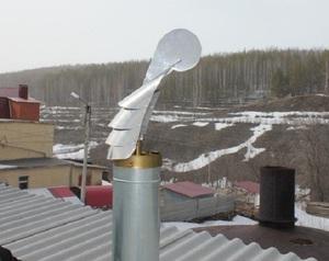 Описание особенностей улучшения тяги печей с помощью ротационной турбины