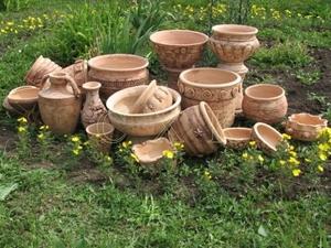 Применение шамотной глины для изготовления различных изделий