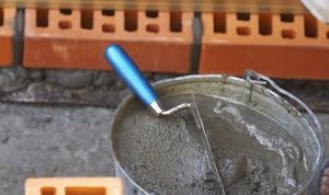 Описание процесса приготовления раствора из шамотной глины