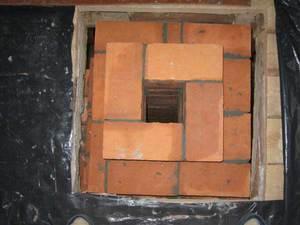Причины появления сажи в дымоходе из-за нарушения кладки
