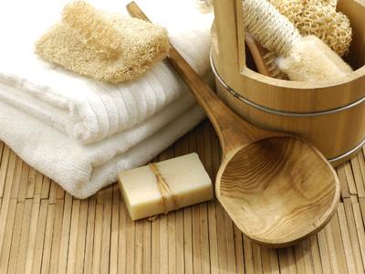Принадлежности для сауны и бани
