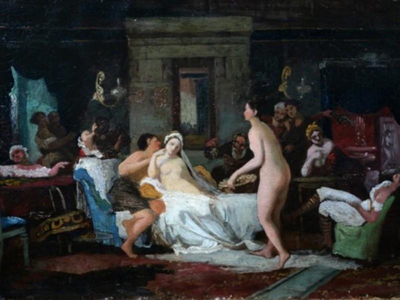 Женская баня в англии #3