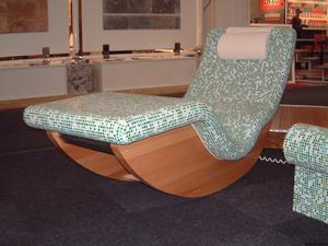 Лежак для хамама своими руками