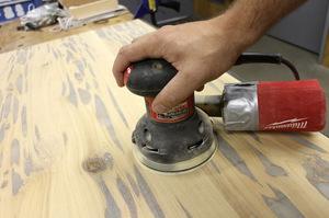 Правила подготовки деревянных поверхностей для покрытия морилкой и лаком