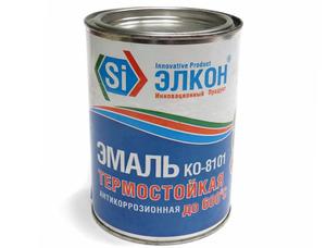 Термостойкая краска по металлу до 1000 градусов: характеристики