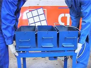 Установка для производства строительных блоков своими руками фото 101