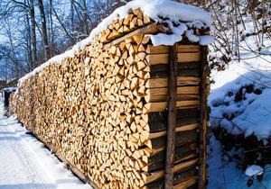 Преимущества отопления дровами