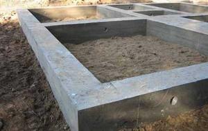 Как выбрать бетон для ленточного фундамента