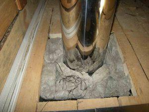 Жаростойкие материалы для дымохода дымоходы к печам авх