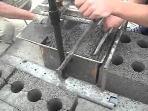 Инструменты для изготовления шлакоблоков