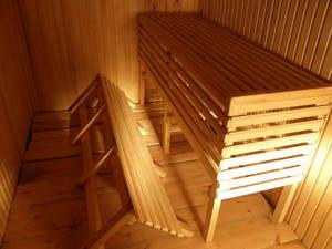 Полоки для бани - выбираем древесину