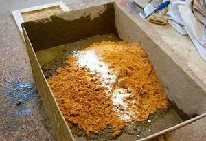 Из шамотной глины своими руками 663