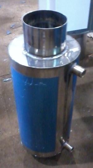 Теплообменник на трубе размеры Холодильник кожухотрубный (кожухотрубчатый) типа ХКВ Кисловодск