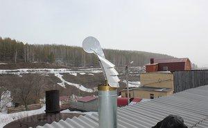 Дефлекторы для вентиляции можно сделать самому