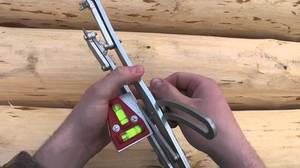 Как изготовить плотницкую черту своими руками