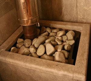 Камни для бани: требования, особенности, описание хороших пород и их цен