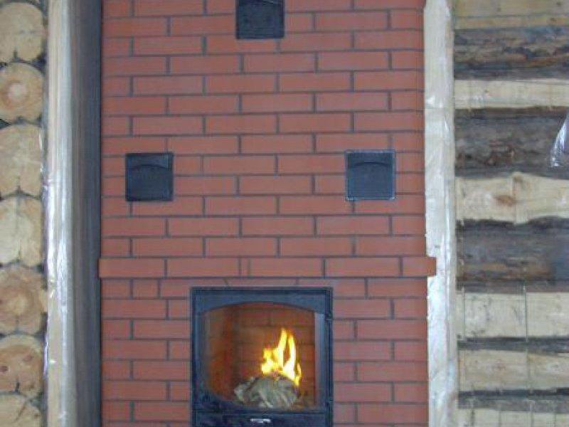 Печь для бани - пошаговая инструкция строительства и фото