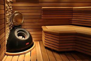 Устройство парилки в бане