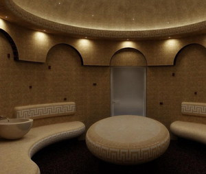 Строим хамам (турецкую баню) своими руками