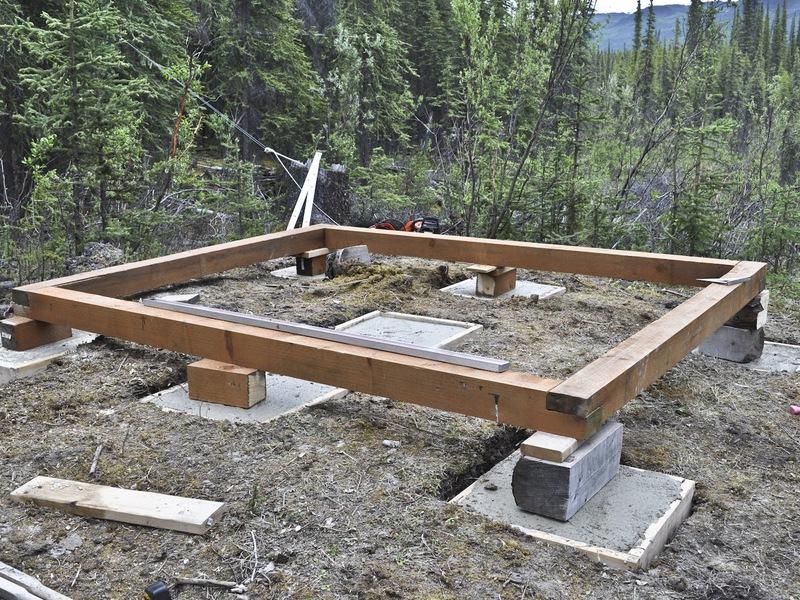 Как построить баню из досок своими руками
