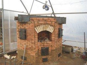 Пиролизная печь для дома