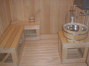Рекомендации для устройства не протекающего пола в бане