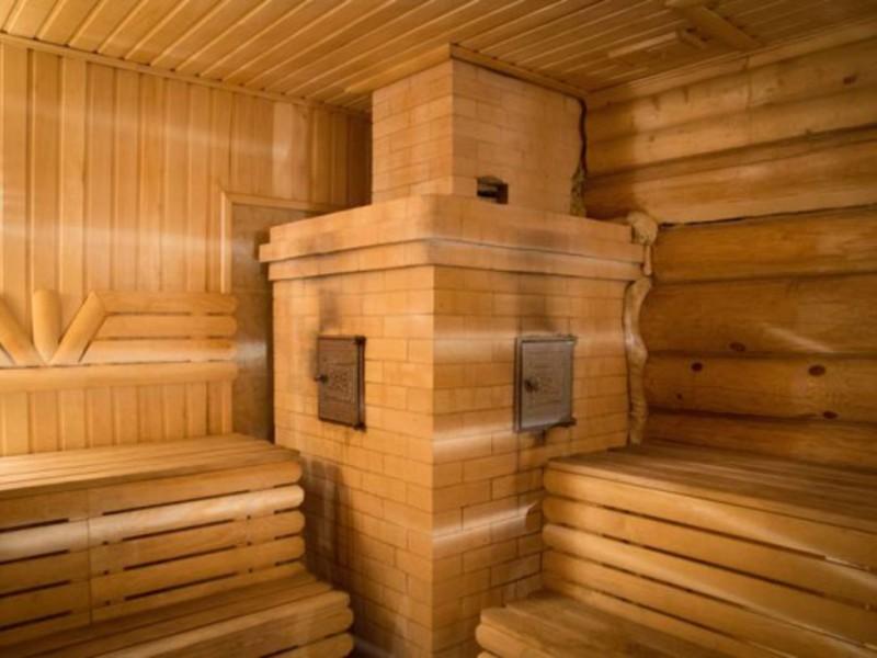 Парилка — главное помещение в бане, способы дизайна (фото)