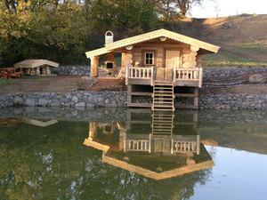 Выбор месторасположения для постройки бани