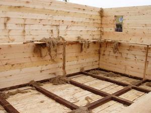 Советы как правильно сделать своими руками стены в бане