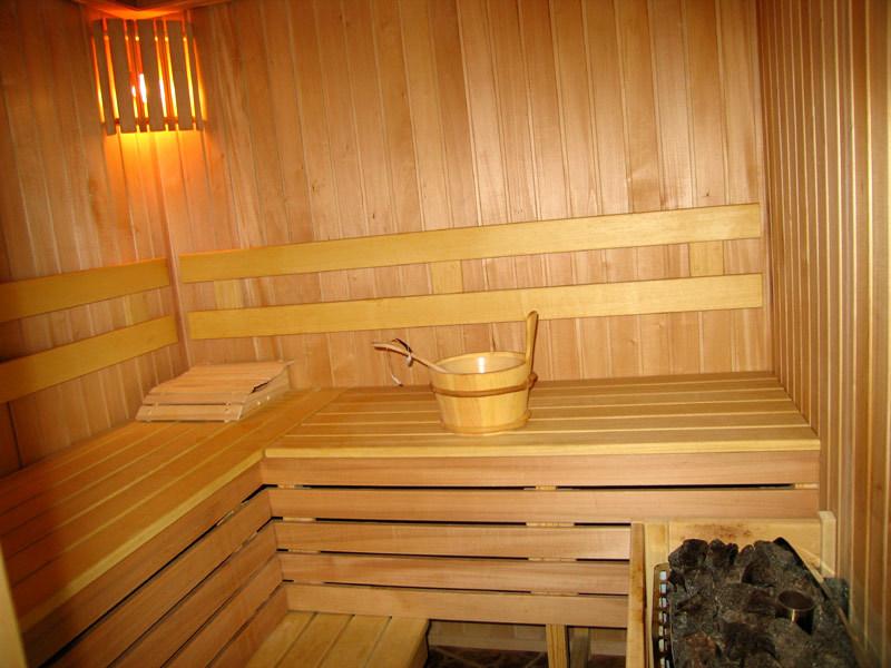 Удобная сауна в квартире: фото эксклюзивных мини-кабин