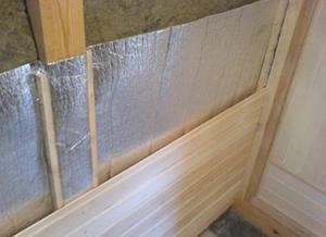 Гидроизоляция стен саун ламинат и наливные полы