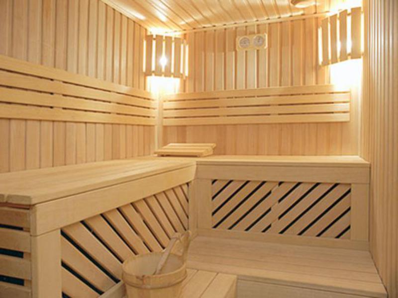 Изготовление полка в баню 143